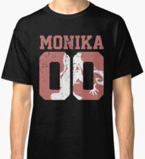 Monika 00 Jersey DDLC Inspired Classic T-Shirt