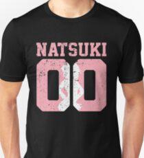 Natsuki 00 Jersey DDLC Inspired Unisex T-Shirt