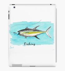Tuna Fish iPad Case/Skin