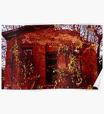 One Room Schoolhouse - Front Poster