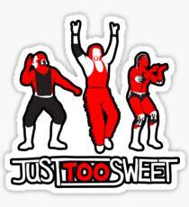 Just Too Sweet Sticker