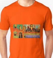 The Darjeeling Limited Wes Anderson T-Shirt
