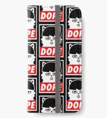 Hip Hop Monster DOPE ( Jimin - BTS ) iPhone Wallet/Case/Skin