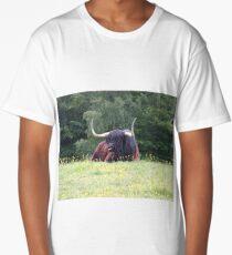 coo tongue Long T-Shirt