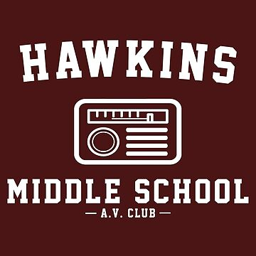 Hawkins Middle School A. V. Club by tessBuzz