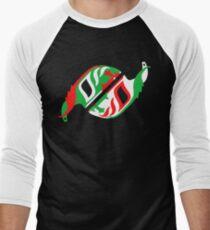 Máscara Misteriosa Men's Baseball ¾ T-Shirt