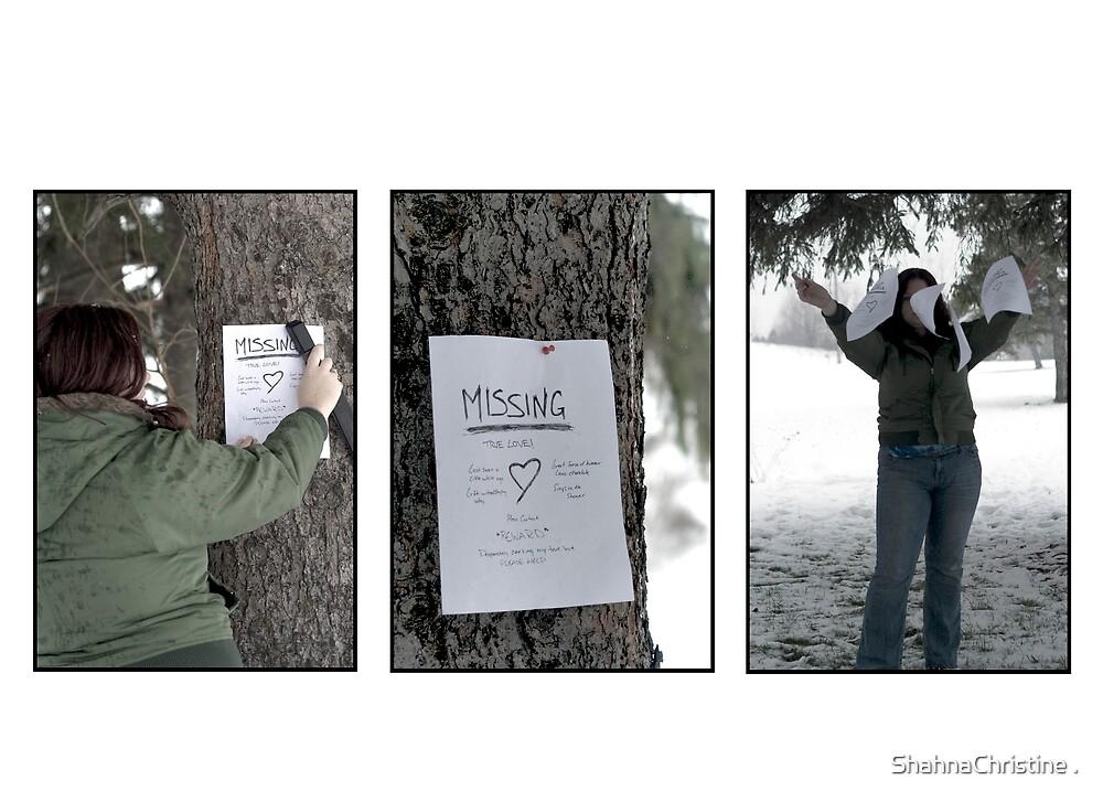 Missing by ShahnaChristine .