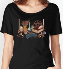 Witch Altar T-shirts coupe relax