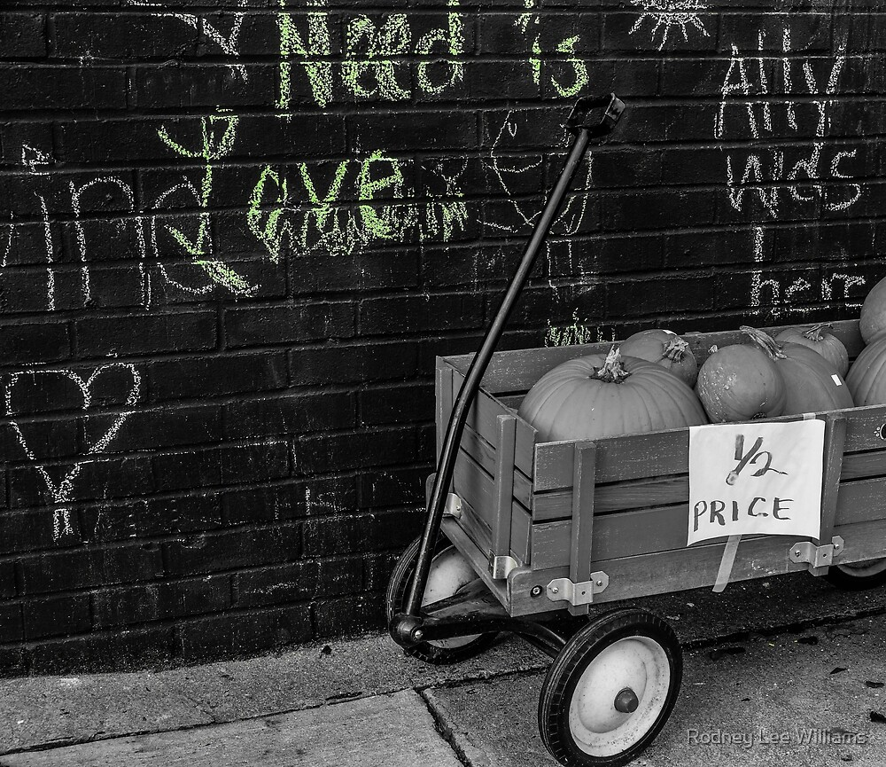 Need is Love by Rodney Williams