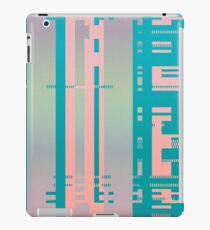 Pastel Fiasco iPad Case/Skin