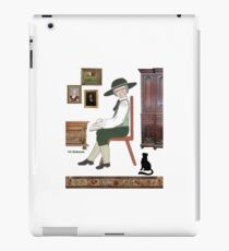 RHONE-ALPES male costume, France iPad Case/Skin