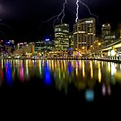 Stormy Darling Harbour by Mark Snelson