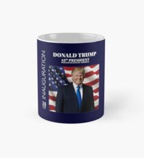 President Donald J. Trump Inauguration Day 2017 Mug