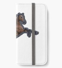 Crochet Arabian horse iPhone Wallet/Case/Skin