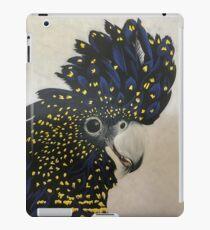 Black Cockatoo iPad Case/Skin
