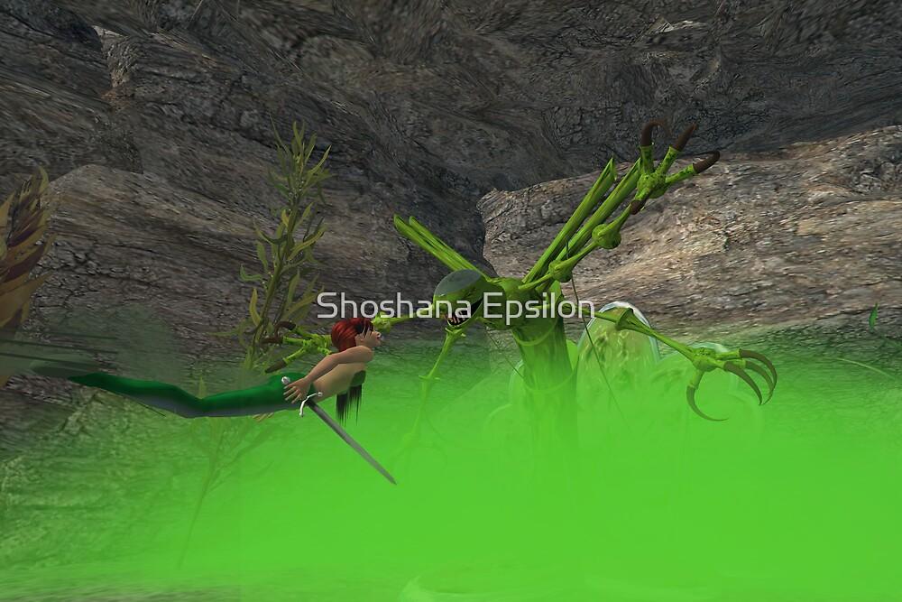 Defender of the Realm by Shoshana Epsilon