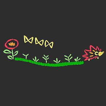 Kimi no na wa, Okudera embroidery by borjaandrea