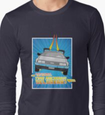 """""""Do you built a time machine out of a Delorean?"""" T-Shirt"""