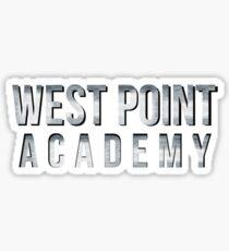 West Point Academy  Sticker