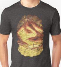 SLEEPING SMAUG Unisex T-Shirt