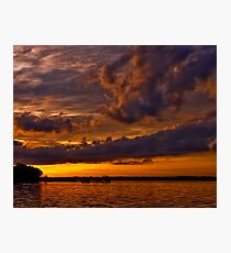 Cloud Dance Photographic Print