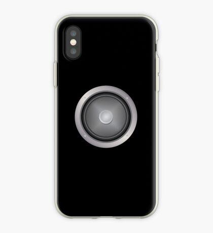 Audio-Lautsprecher iPhone-Hülle & Cover