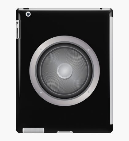 Audio-Lautsprecher iPad-Hülle & Klebefolie
