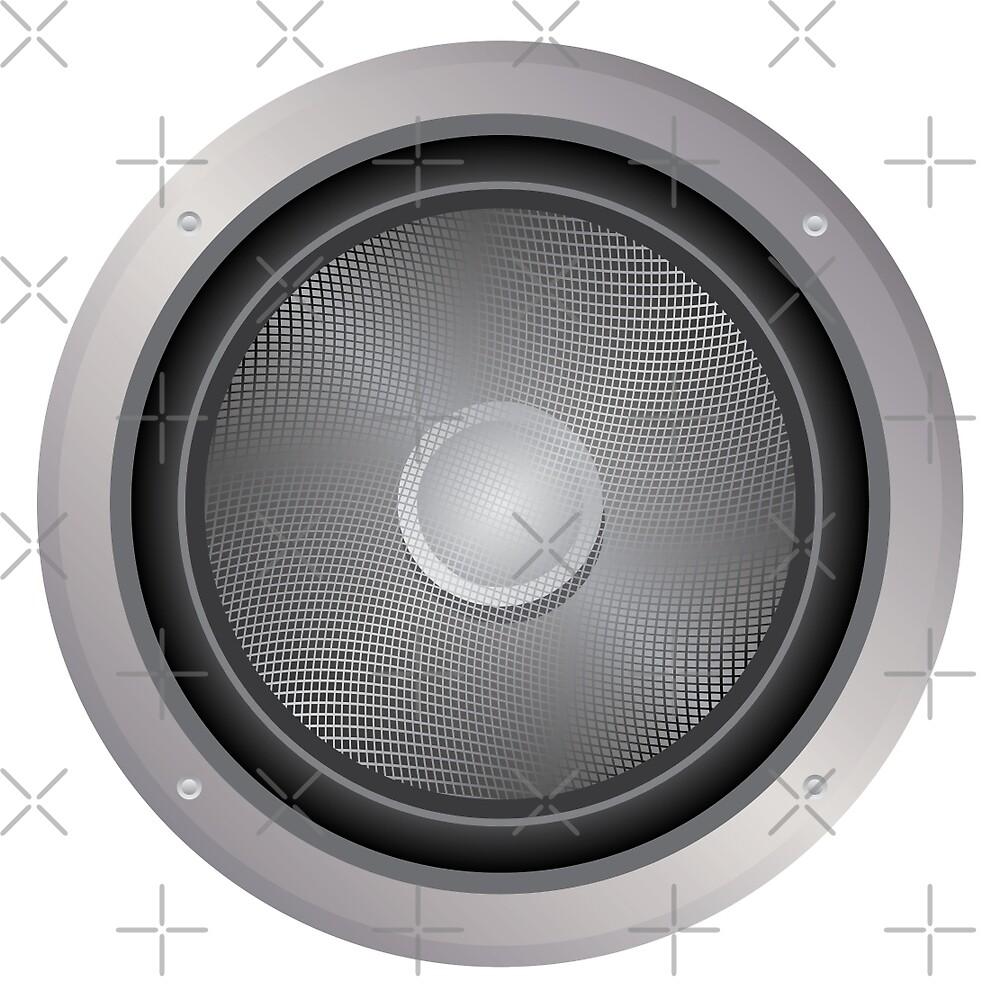 Audio-Lautsprecher von AnnArtshock