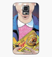 stranger things- eleven Case/Skin for Samsung Galaxy