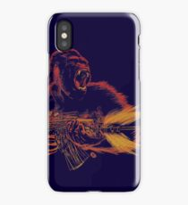 Gorilla Warfare iPhone Case/Skin