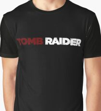 TOMB RAIDER LOGO (2013) Graphic T-Shirt
