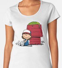 Dustin Brown Women's Premium T-Shirt