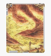 SLEEPING SMAUG iPad Case/Skin