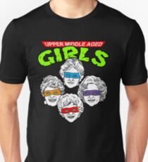 Upper Middle Aged Girls T-Shirt