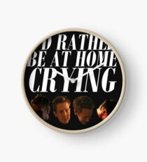 Logan Echolls Crying Clock
