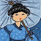 Snow Princess by elledeegee