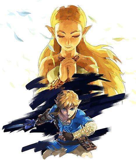Legend of Zelda: Breath of the Wild by 13471