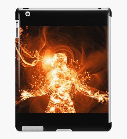 Feuermann iPad-Hülle & Klebefolie