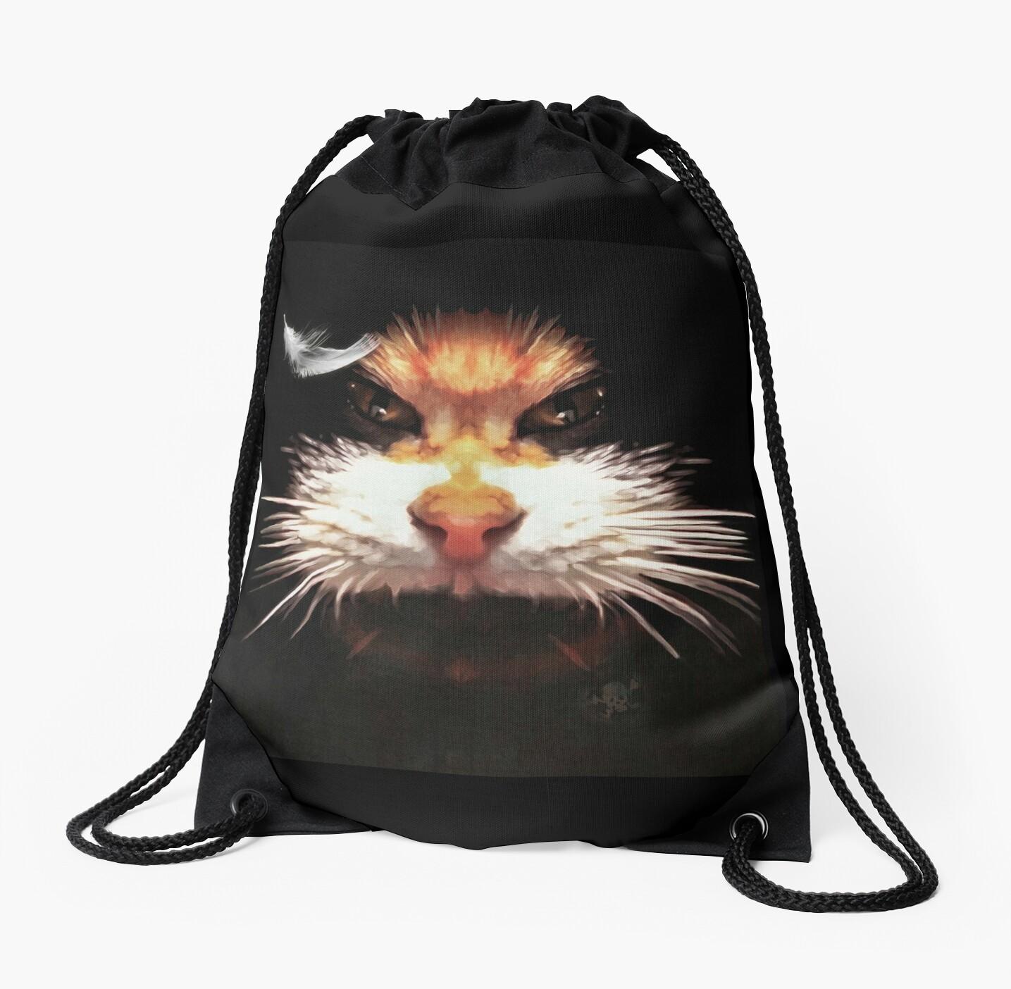 « Naughty cat » par Lydia Cheval
