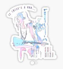 Halestorm Graphic Sticker