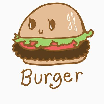 Cute Burger by supertoast