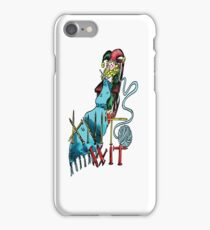 Knit Wit iPhone Case/Skin