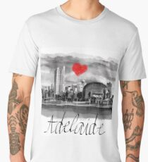 I love Adelaide  Men's Premium T-Shirt