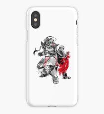 Brotherhood Sumi-e iPhone Case/Skin