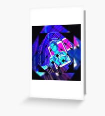 IA (Artificial Intelligence) Greeting Card