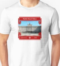 Royal Palace of Madrid T-Shirt