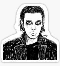 Punk Eleven Sticker Sticker