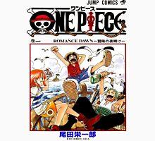 One Piece Volume 1 Manga Cover Unisex T-Shirt