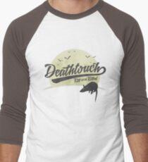 MTG - Magic the Gathering - Deathtouch - Archetype Logo Men's Baseball ¾ T-Shirt