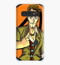 handsome jack Case/Skin for Samsung Galaxy